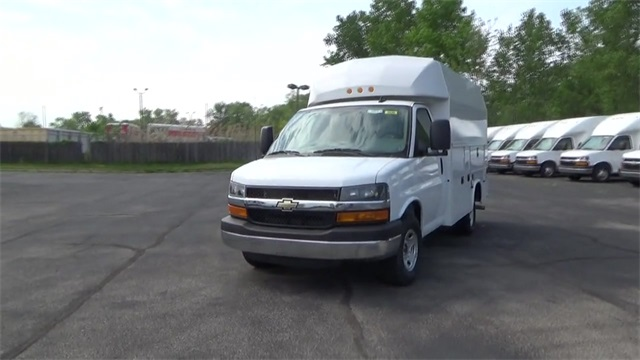 2016 Express 3500, Service Utility Van #T161712 - photo 4