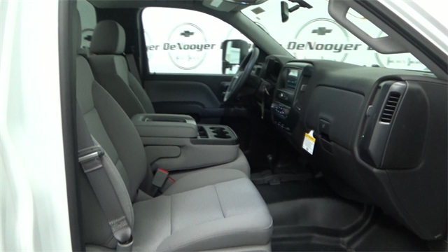 2016 Silverado 1500 Regular Cab 4x4, Service Body #T162121 - photo 10