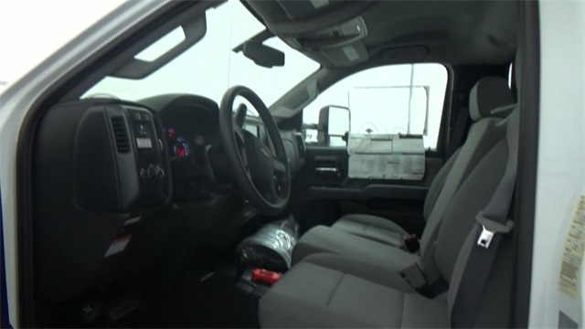 2017 Silverado 3500 Regular Cab 4x4, Dump Body #T170856 - photo 8