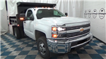 2017 Silverado 3500 Regular Cab 4x4, Dump Body #T170856 - photo 1