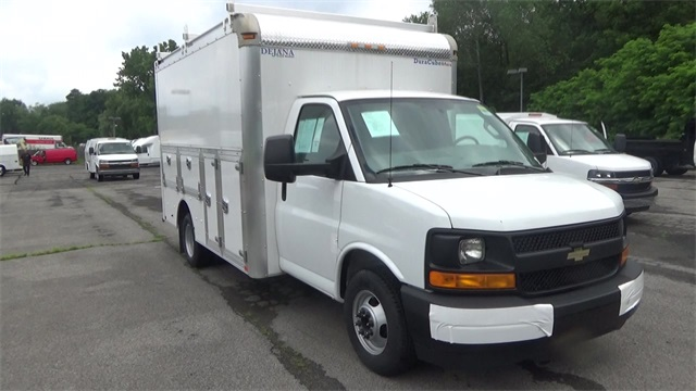 2017 Express 3500, Service Utility Van #T170876 - photo 3