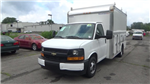 2017 Express 3500, Service Utility Van #T170876 - photo 1