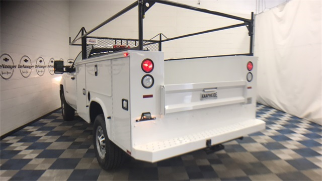 2017 Silverado 2500 Regular Cab 4x4, Service Body #T171179 - photo 6