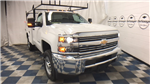 2017 Silverado 2500 Regular Cab 4x4, Service Body #T171179 - photo 1