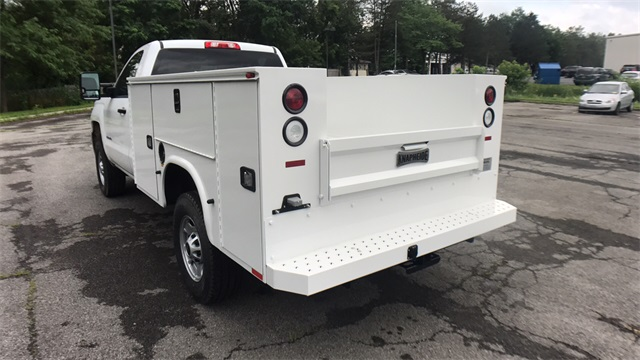 2017 Silverado 2500 Regular Cab 4x4, Service Body #T171180 - photo 2