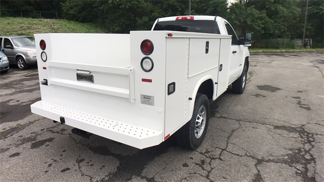 2017 Silverado 2500 Regular Cab 4x4, Service Body #T171180 - photo 6