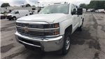 2017 Silverado 2500 Regular Cab 4x4, Service Body #T171180 - photo 1