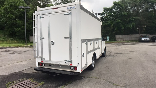 2017 Express 3500, Service Utility Van #T171242 - photo 4