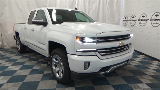 2017 Silverado 1500 Double Cab 4x4 Pickup #T171255 - photo 1
