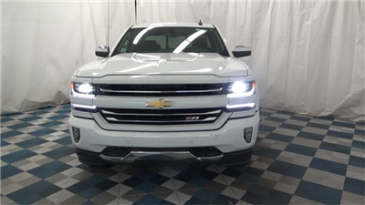 2017 Silverado 1500 Double Cab 4x4 Pickup #T171255 - photo 3
