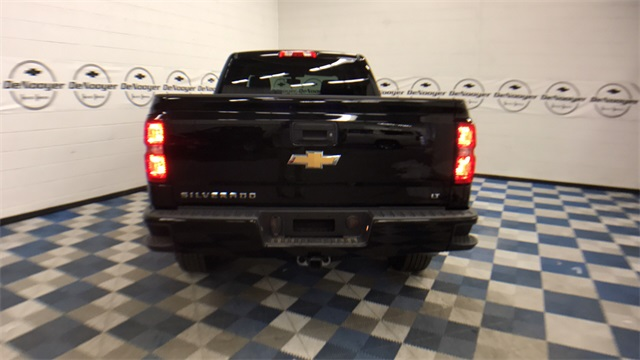 2017 Silverado 1500 Crew Cab 4x4, Pickup #T171264 - photo 22