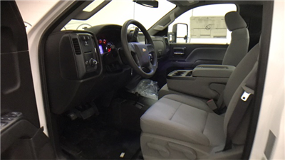 2017 Silverado 3500 Regular Cab 4x4 Cab Chassis #T171350 - photo 8