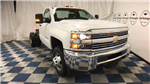 2017 Silverado 3500 Regular Cab 4x4 Cab Chassis #T171350 - photo 1