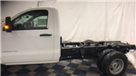2017 Silverado 3500 Regular Cab 4x4 Cab Chassis #T171350 - photo 2