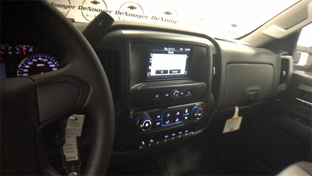 2017 Silverado 2500 Regular Cab 4x4, Service Body #T171372 - photo 11