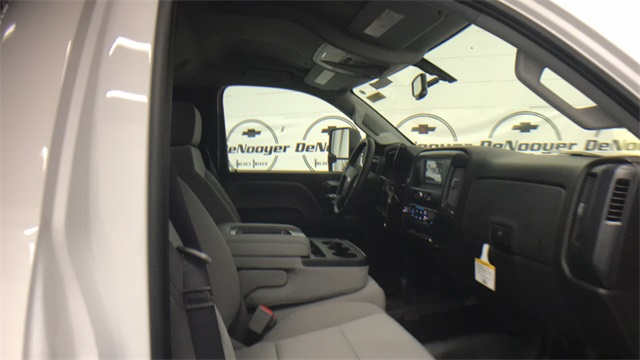 2017 Silverado 2500 Regular Cab 4x4, Service Body #T171372 - photo 22