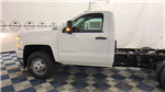 2017 Silverado 3500 Regular Cab 4x4 Cab Chassis #T171387 - photo 10