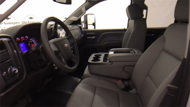 2017 Silverado 3500 Double Cab Cab Chassis #T171401 - photo 13