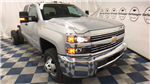 2017 Silverado 3500 Double Cab Cab Chassis #T171401 - photo 1