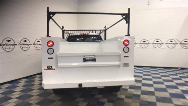 2017 Silverado 2500 Regular Cab 4x4, Service Body #T171409 - photo 8