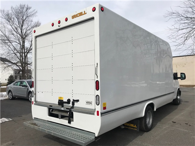 2017 Express 3500,  Unicell Aerocell Cutaway Van #T171747 - photo 2