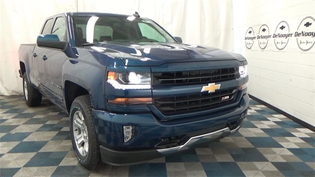 2018 Silverado 1500 Extended Cab 4x4 Pickup #T180160 - photo 1