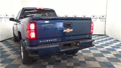 2018 Silverado 1500 Extended Cab 4x4 Pickup #T180160 - photo 11