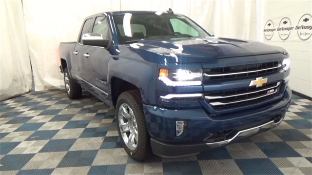 2018 Silverado 1500 Extended Cab 4x4 Pickup #T180162 - photo 1