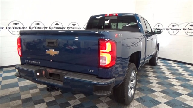 2018 Silverado 1500 Extended Cab 4x4 Pickup #T180162 - photo 2