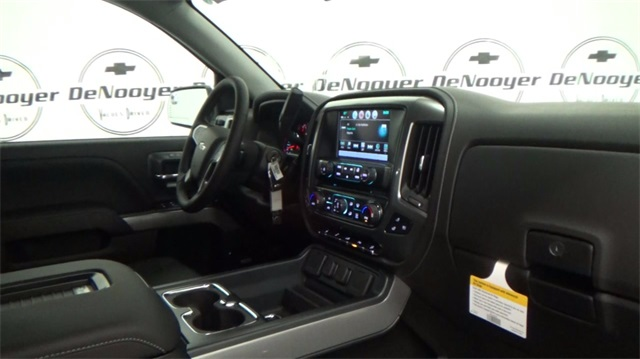2018 Silverado 1500 Extended Cab 4x4 Pickup #T180167 - photo 31