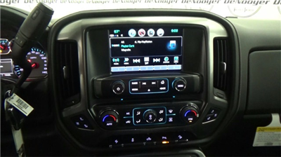 2018 Silverado 1500 Extended Cab 4x4 Pickup #T180167 - photo 26