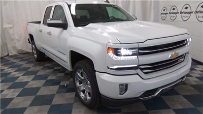 2018 Silverado 1500 Double Cab 4x4, Pickup #T180169 - photo 1