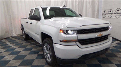 2018 Silverado 1500 Extended Cab 4x4 Pickup #T180171 - photo 1