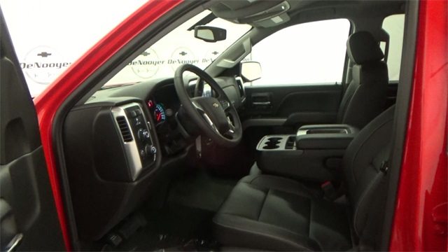 2018 Silverado 1500 Extended Cab 4x4 Pickup #T180172 - photo 22