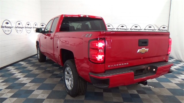 2018 Silverado 1500 Extended Cab 4x4 Pickup #T180172 - photo 9