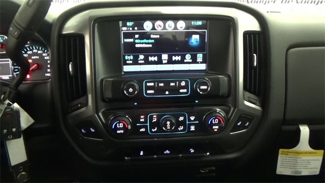 2018 Silverado 1500 Extended Cab 4x4 Pickup #T180183 - photo 13
