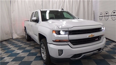 2018 Silverado 1500 Extended Cab 4x4 Pickup #T180183 - photo 1
