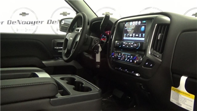 2018 Silverado 1500 Extended Cab 4x4 Pickup #T180183 - photo 16