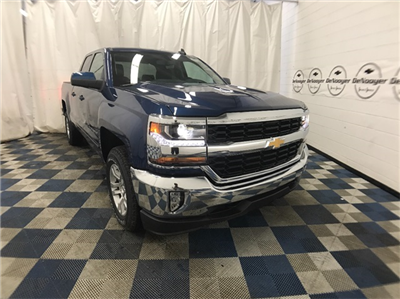 2018 Silverado 1500 Extended Cab 4x4 Pickup #T180190 - photo 1