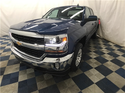 2018 Silverado 1500 Extended Cab 4x4 Pickup #T180190 - photo 4