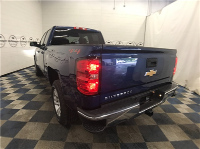 2018 Silverado 1500 Extended Cab 4x4 Pickup #T180190 - photo 7