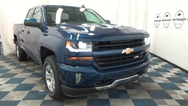 2018 Silverado 1500 Extended Cab 4x4 Pickup #T180196 - photo 1