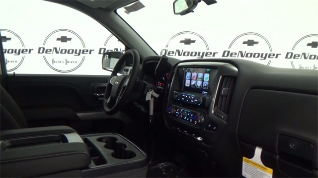 2018 Silverado 1500 Extended Cab 4x4 Pickup #T180196 - photo 22
