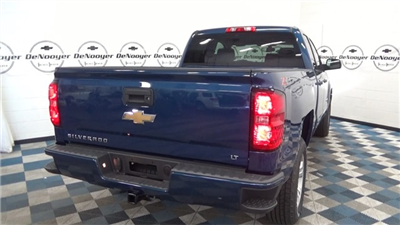 2018 Silverado 1500 Extended Cab 4x4 Pickup #T180196 - photo 2