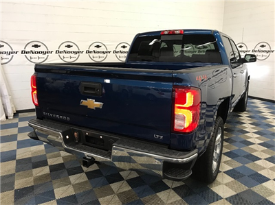 2018 Silverado 1500 Crew Cab 4x4 Pickup #T180232 - photo 2