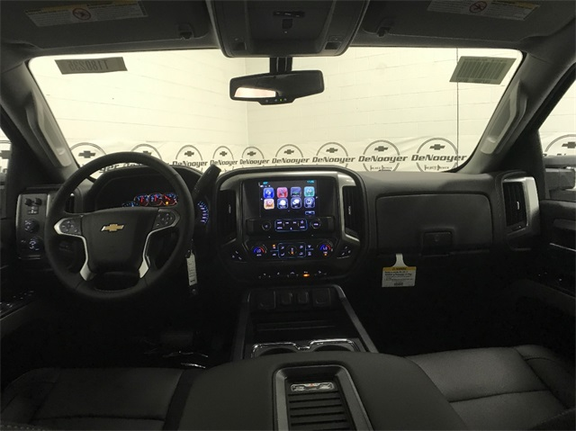 2018 Silverado 2500 Crew Cab 4x4 Pickup #T180234 - photo 19