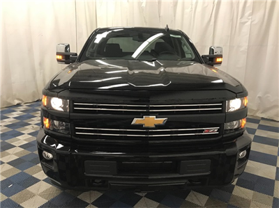 2018 Silverado 2500 Crew Cab 4x4 Pickup #T180234 - photo 3