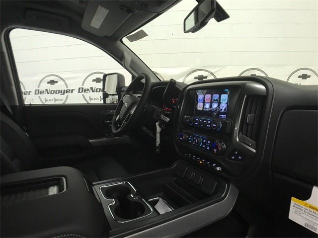 2018 Silverado 2500 Crew Cab 4x4, Pickup #T180240 - photo 24