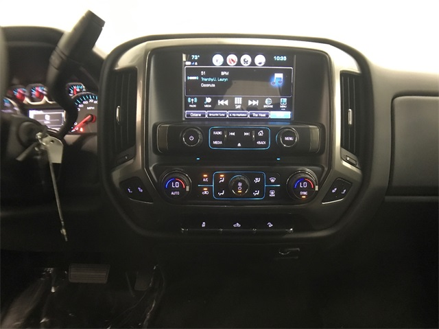 2018 Silverado 1500 Crew Cab 4x4 Pickup #T180273 - photo 17