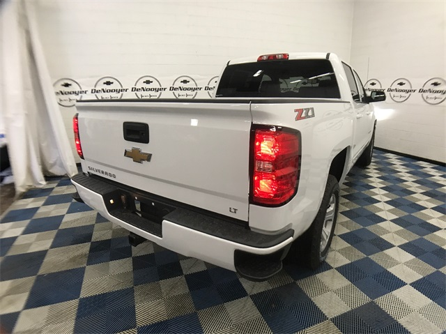2018 Silverado 1500 Crew Cab 4x4 Pickup #T180273 - photo 8
